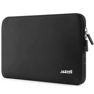 """Soft Fur Lined Neoprene Laptop Case Cover Bag Sleeve for Macbook Pro 15"""" inch"""