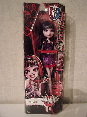 Monster High - Elissabat (Monsterfest) - NEU & OVP