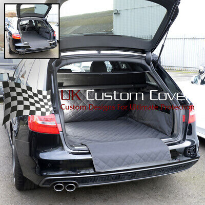Audi A4 Avant Quilted Tailored Waterproof Boot Liner Mat Dog Guard 2008-2015 183