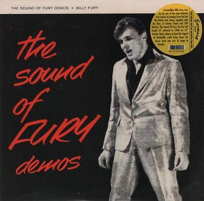 "Billy Fury(10"" Vinyl)The Sound Of Fury Demos-Earmark-42058-Italy-2002-M/M"