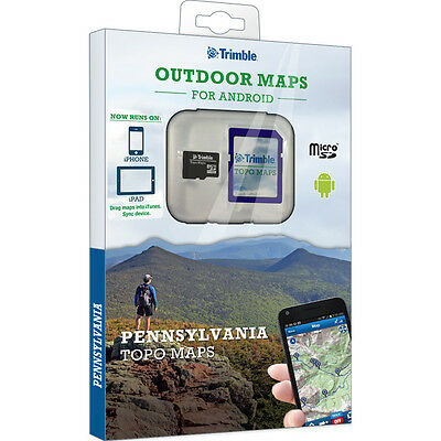 Trimble Pennsylvania Topographical Maps