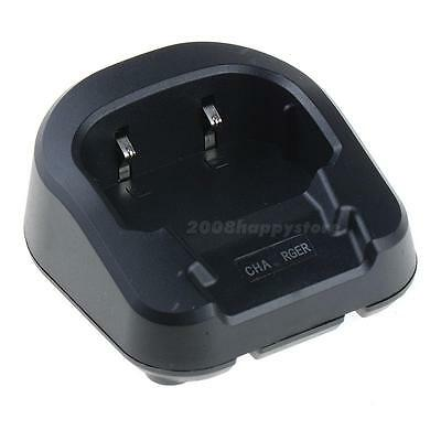 Li-ion Battery Desk Charger Adapter for Radio BAOFENG BF-UV82 UV-82 Black HYSG