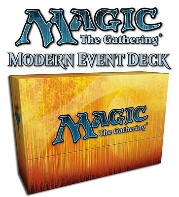 MtG MODERN EVENT DECK Sealed Magic the Gathering masters new