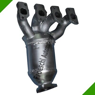 Catalyseur pot catalytique Collecteur pour Opel Astra G 1.6 8V Z1.6SE Caravan