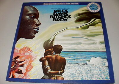 Miles Davis - Bitches Brew - Gatefold Double Lp Cbs Made In Holland - '80 -