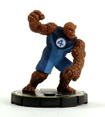 HeroClix Fantastic Forces - #078 The Thing