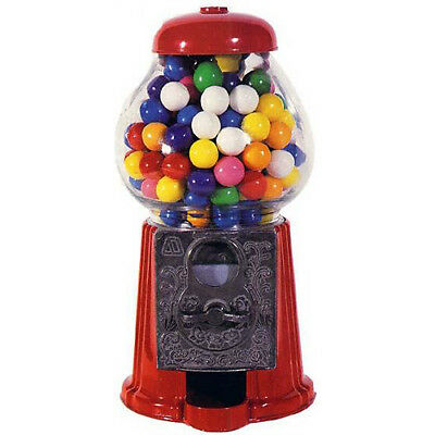 Petite/Small Carousel Gumball Machine/Bank - 9-inch