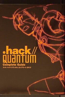 JAPAN .hack//Quantum Complete Guide (Book)