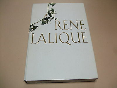 Rene Lalique Exhibition Book Jewellery And Glass 300 Excellent Works English