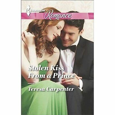 Stolen Kiss From a Prince (Mills & Boon Largeprint Roma - Hardcover NEW Teresa C