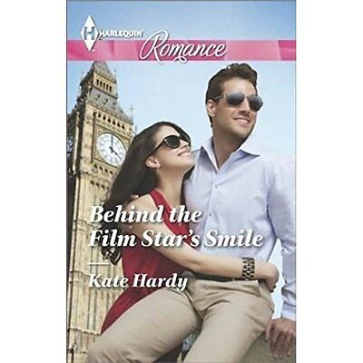 Behind the Film Star's Smile (Mills & Boon Largeprint R - Hardcover NEW Kate Har