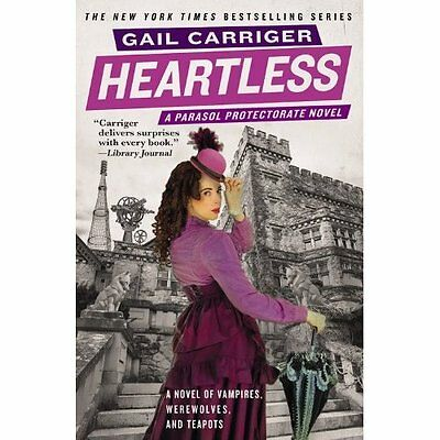 Heartless (Parasol Protectorate) - Paperback NEW Gail Carriger(A 2014-07