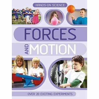 Hands-On Science: Forces and Motion - Paperback NEW Kingfisher 2013-04-11