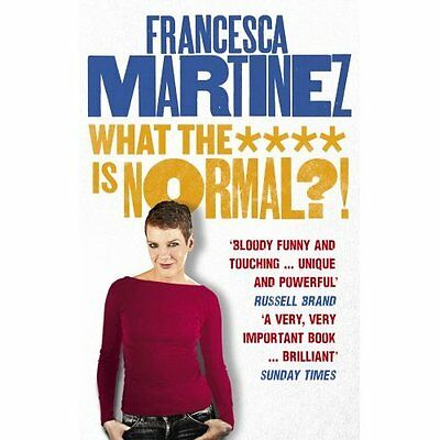 What the **** is Normal?! - Paperback NEW Francesca Marti 2015-05-07