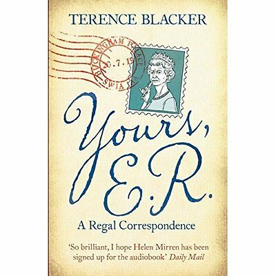 Yours, E.R. - Paperback NEW Terence Blacker 2014-05-08