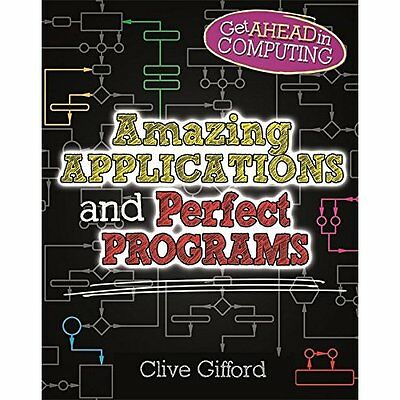 Get Ahead in Computing: Amazing Applications & Perfect  - Hardcover NEW Clive Gi