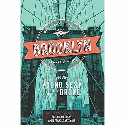 Off Track Planets Brooklyn Travel Guide for the Young,  - Flexibound NEW Off Tra