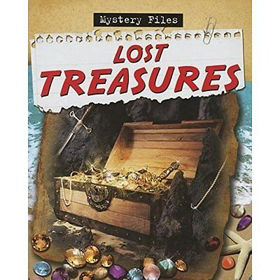 Lost Treasures (Mystery Files) - Paperback NEW Cynthia O'Brien 23/04/2015