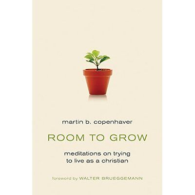Room to Grow: Meditations on Trying to Live as a Christ - Paperback NEW Martin B
