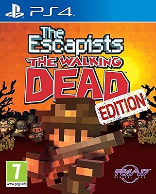 The Escapists The Walking Dead (PS4) [NEW GAME]