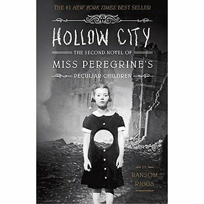 Hollow City: The Second Novel of Miss Peregrine's Child - Paperback NEW Ransom R