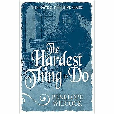 The Hardest Thing to Do (The Hawk and the Dove series) - Paperback NEW Penelope