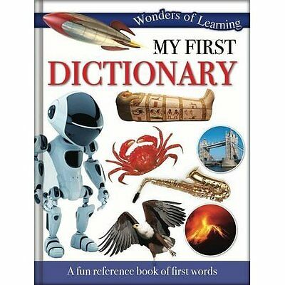 Wonders of Learning - My First Dictionary: Reference Om -  NEW Hardcover 01/01/2