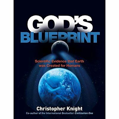 God's Blueprint - Scientific Evidence that Earth was Cr - Paperback NEW Christop