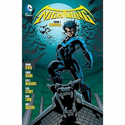 Nightwing Volume 1: Bludhaven TP - Paperback NEW Scott MCDaniel  2014-12-18