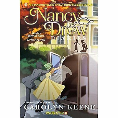 Nancy Drew Diaries #6 - Paperback NEW Stefan Petrucha 2016-01-13