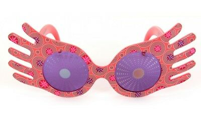 Harry Potter LUNA LOVEGOOD SPECTRA SPECS COSTUME GLASSES Sunglasses Adult Child