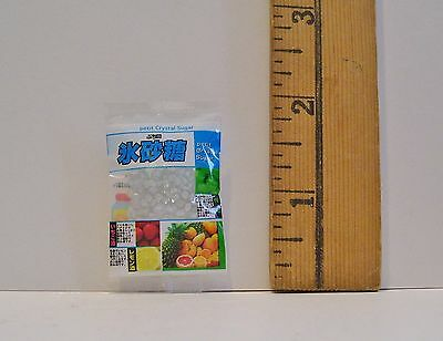 RE-MENT DOLL MINIATURE 1//6 LITTLES FOOD PACKAGED CHEESEBURGER ACCESSORY RETIRED