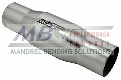"""MBS 100 (CPSI) Cell High Flow Race Catalytic Converter 3"""""""