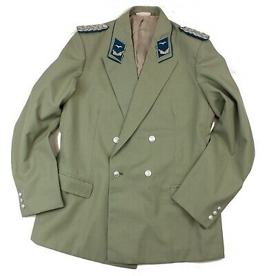 Ddr Nva East German Air Force High Ranking Officers Jacket