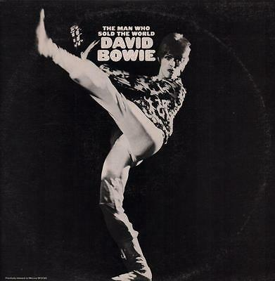 David Bowie(2S/2S Vinyl LP)The Man Who Sold The World-RCA-LSP-4816-US-1-VG/Ex+