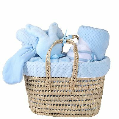 Clair De Lune Polly Gift Set Honeycomb Blue Perfect Gift Idea For Baby Shower