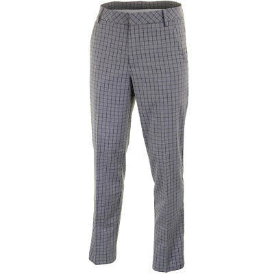 45% OFF RRP Puma Golf Mens Plaid Tech Pant Trousers 568310 Performance