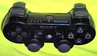 Original Sony PlayStation 3 -Sixasis Wireless Controller