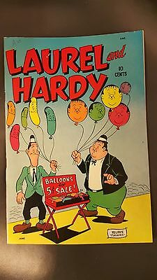 Laurel and Hardy #2 (St. John, 1949) - High grade copy
