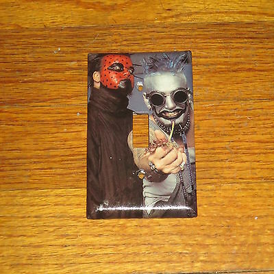 MUDVAYNE BAND MEMBERS HEAVY METAL Rock Star Light Switch Cover Plate 3