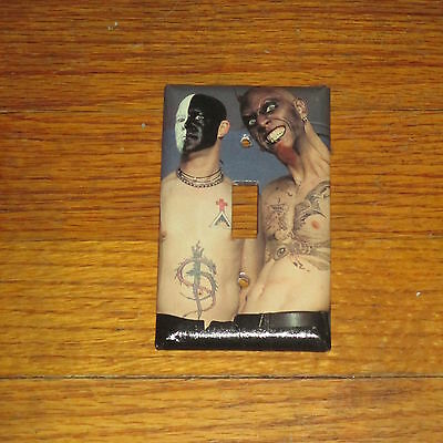 MUDVAYNE BAND MEMBERS HEAVY METAL Rock Star Light Switch Cover Plate 4
