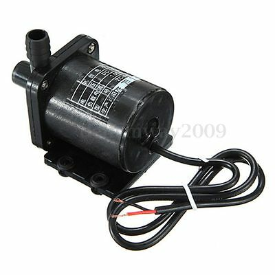 550L / h Magnetic Electric Brushless Centrifugal Water Pump 3m Fountain DC 12V