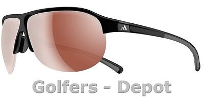 Adidas Brille a178 Tourpro L shiny black grey 6050