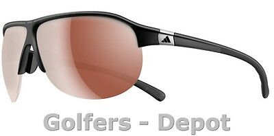 Adidas Brille a178 Tourpro L black matt grey line 6067