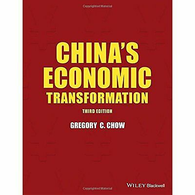 China's Economic Transformation - Paperback NEW Gregory C. Chow 2015-02-27