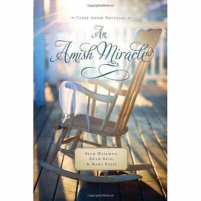 An Amish Miracle - Paperback NEW Beth Wiseman(Au 2013-10-15