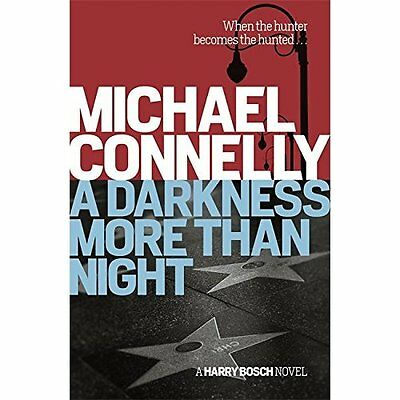 A Darkness More Than Night (Terry Mccaleb 2) - Paperback NEW Michael Connell 201