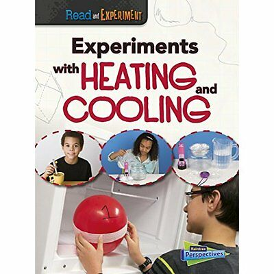 Experiments with Heating and Cooling (Read and Experime - Library Binding NEW Is