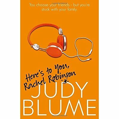 Here's to You, Rachel Robinson - Paperback NEW Judy Blume(Auth 2015-05-21