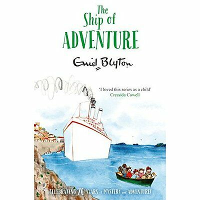 The Ship of Adventure (The Adventure Series) - Paperback NEW Enid Blyton(Aut 201
